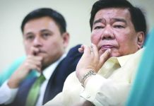 """Dapat i-audit ng husto ang expenses, hindi lang po ito tungkol sa P50-million cauldron, kung hindi 'yung ibang gastusin,"" says Senate Minority Leader Franklin Drilon. ABS-CBN NEWS"