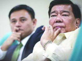 """""""Dapat i-audit ng husto ang expenses, hindi lang po ito tungkol sa P50-million cauldron, kung hindi 'yung ibang gastusin,"""" says Senate Minority Leader Franklin Drilon. ABS-CBN NEWS"""