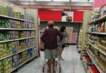 A supermarket in Bacolod City is stocked with Christmas holiday food items, including those for Noche Buena. The Department of Trade and Industry-Negros Occidental warned stores to avoid overpricing these products. PNA BACOLOD