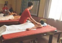 The Saint Anthony's College, a Technical Vocational Institute, is training students on wellness massage. The same training will be available under the Barangay Kabuhayan Skills Training Program that will benefit 10 fourth-to-fifth-class municipalities in Antique. TESDA-ANTIQUE