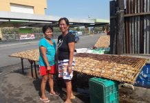 For over 30 years, since they were young and single, Inday and Helen Diarota have been in the lamayo-making and selling industry.