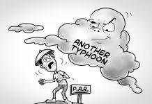 Editorial cartoon for November 13, 2019