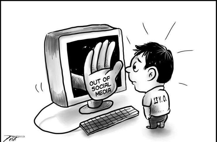 Editorial cartoon for November 20, 2019