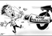 Editorial cartoon for November 7, 2019