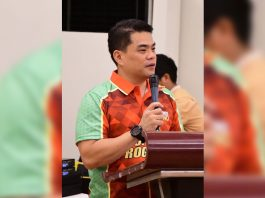 Bacolod City councilor Al Victor Espino