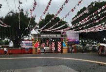 The Antique Provincial Police Office is beefing up its security by setting up public assistance desks in places expected to have influx of tourists during the Christmas season and the upcoming Binirayan Festival slated Dec. 15 to 30. PNA/ANNABEL CONSUELO PETINGLAY
