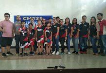 CDSA 2 Chess Team