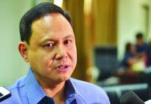 Gov. Arthur Defensor Jr. of Iloilo. IAN PAUL CORDERO/PN