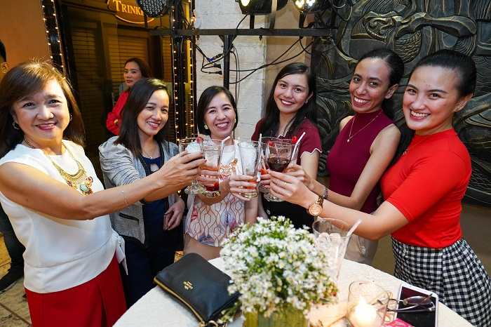 Guests toast to Hotel Del Rio's longevity, applauding its five-decade legacy as one of the city's enduring icons and landmarks.
