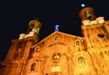 Catholic churches in Bacolod mark International Human Rights Day by holding masses and tolling their bells. WIKIMEDIA