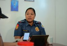 Police Lieutenant Colonel Joem Malong, spokesperson of the PRO-6. IAN PAUL CORDERO/PN