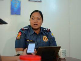 Police Lieutenant Colonel Joem Malong, spokesperson of the PRO-6. IAN PAUL CORDERO/PN