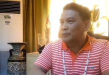"Alimodian mayor Geefre ""Kalay"" Alonsabe. PN FILE"