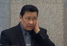 Sen. Lito Lapid and three others have been slapped with graft charges in 2015 for buying P4.761 million worth of liquid fertilizers without public bidding. CNN PHILIPPINES