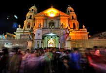 Churchgoers trek to their parishes today, with their long-held wishes in mind, not realizing that it is their faith that is key to this all. GMA NEWS