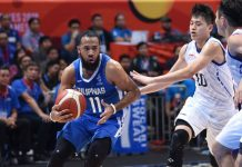 Stanley Pringle spearheaded Gilas Pilipinas' easy win over Singapore at the start of the 30th Southeast Asian Games men's basketball. ESPN