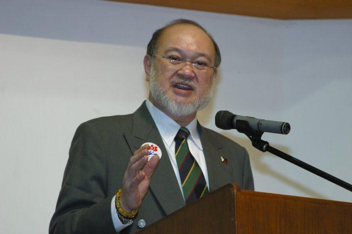 "Former Iloilo 2nd District congressman Augusto ""Boboy"" Syjuco. BOBOY SYJUCO FACEBOOK"