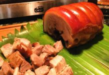Have your fill of Café Del Prado's famous Lechon Belly – sought-after for its crunchy lechon skin and juicy meat morsels.