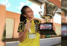 Jessa Mae Jarder is expected to banner UST after bagging the Most Valuable Player trophy for the school in the recent University Games in Iloilo City with six gold and one silver medals.
