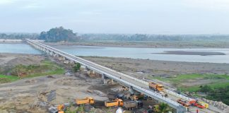 The 770-meter Kalibo Bridge III, dubbed the longest bridge in Western Visayas, is located along the Circumferential Road in Barangay Tigayon, Kalibo, Aklan. It was opened on Jan. 16. DPWH REGION VI