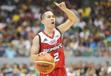 GlobalPort Batang Pier (now NorthPort Batang Pier) selects LA Revilla as the 24th overall pick in the third round of the 2013 PBA Draft and later transferred to KIA Sorento after a season.