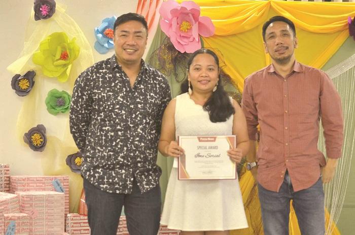 Ime Sornito, Panay News Reporter