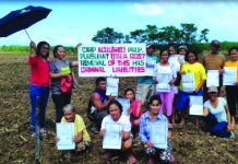 The Department of Agrarian Reform installed and gave land titles to farmer-beneficiaries in Barangay Nanca. DAR NEGROS OCCIDENTAL