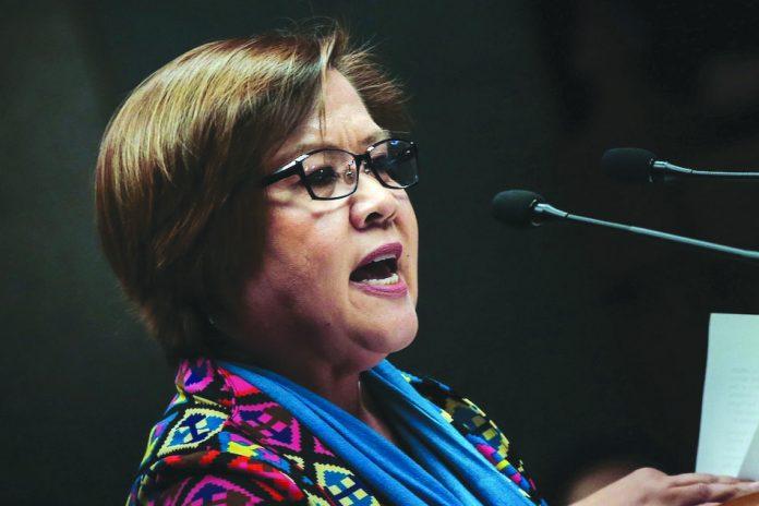 Sen. Leila de Lima