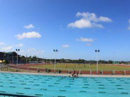 The Aklan Calangcang Sports Complex in Makato town. AKEAN FORUM