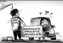 Editorial cartoon for January 17, 2020