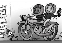 Editorial cartoon for January 23, 2020