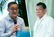 ABS-CBN president and CEO Carlo Katigbak on Monday apologized to President Rodrigo Duterte over a 2016 election advertisement that showed the latter cursing and several children asking if his actions were right. ABS-CBN NEWS/PCOO