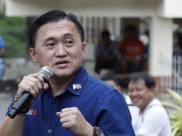 """Dapat na rin nilang i-tackle ito sa lower House. Sa congressmen, just vote according to your conscience,"" says Sen. Christopher ""Bong"" Go. SEN.BONG GO/FACEBOOK"