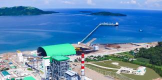 The coal-fired power plant in Barangay Nipa, Concepcion, Iloilo. THECEOMAGAZINE.COM