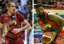 June Mar Fajardo and Moala Tautuaa