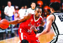 Barangay Ginebra San Miguel Kings' resident import Justin Brownlee will once again suit up for San Miguel Alab Pilipinas in the 2019-2020 ASEAN Basketball League as replacement to the ineffective Prince Williams. ASEAN SPORTS