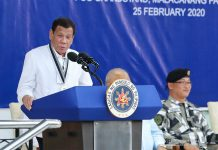 President Rodrigo Duterte says he accepts the apology of the country's leading broadcast company, ABS-CBN, two days after its officials testified before a Senate panel on issues surrounding the network's franchise renewal. PCOO