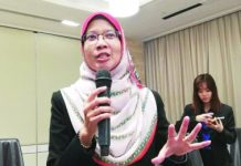 Malaysia External Trade Development Corporation commissioner Siti Azlina