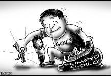 Editorial Cartoon for February 23, 2020