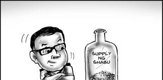 Editorial cartoon for February 26, 2020