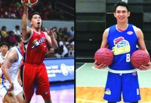 """Alaska Aces' big man Joachim """"Sonny"""" Thoss and Magnolia Hotshots' guard Peter June Simon say its time to call it quits after the 2020 Philippine Basketball Association Philippine Cup. The Alaska and Magnolia managements are set to retire their jerseys, respectively, during one of their conference's matches. FASTBREAK"""