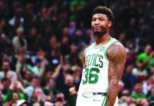 Boston Celtics guard Marcus Smart joins the increasing list of the National Basketball Association players who tested positive for the coronavirus disease 2019. SLAMONLINE.COM