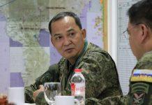 General Felimon Santos Jr. PHOTO BY AFP