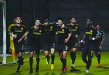 Ceres–Negros Football club looks forward to winning its fourth straight Philippines Football League (PFF) title once the fourth season kicks off. ABS-CBN sports