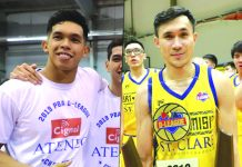 """Ilonggo Ferdinand """"Thirdy"""" Ravena III and Hesed Gabo are this year's Finals Most Valuable Players awardees of the Philippine Basketball Association (PBA) Press Corps. The two drove their respective teams into championships during the 2019 PBA D-League season. TIEBREAKER TIMES"""