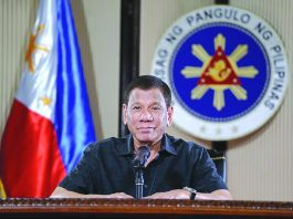 In his televised public address late Monday night, more than seven hours past the 4 p.m. tentative schedule, President Rodrigo Duterte says the government has set aside P200 billion for those affected by the enhanced community quarantine. ABS-CBN NEWS